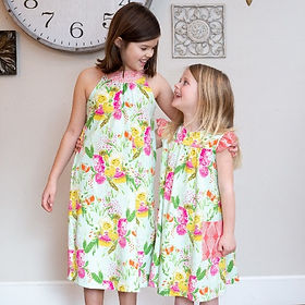 Vickery Trading Co Easter dresses for girls.  Made in the USA by refugees. https://vickerytrading.org/shop/
