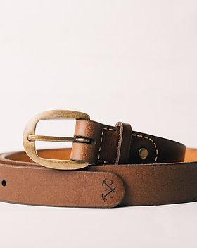 Sari Bari sidekick leather belt.