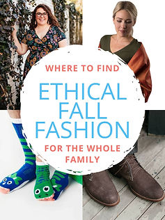 Ethical Fall Fashion for the Whole Family.