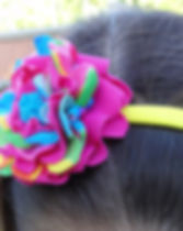 Partners for Just Trade Girls Hairband. Fair trade. https://www.partnersforjusttrade.org/shop/babies-and-children/kids-hair-accessories/