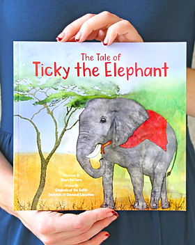 Rafiki Foundation Tale of Ticky the Elephant