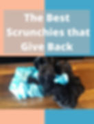 Best Scrunchies that Give Back.