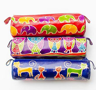 Rahab's Rope Fun With Friends Pencil Pouch Fair Trade.