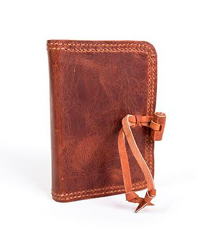 Lazarus Artisan Goods leather journal.  Crafted with intention in Haiti. https://lazarusartisangoods.com/search?q=journal