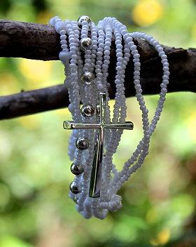 Women of Hope cross bracelet.