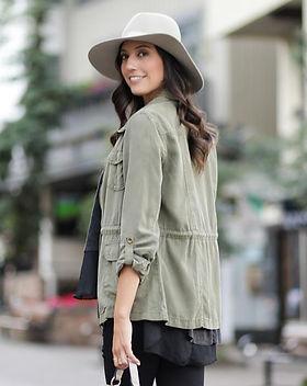 Amma's Umma Cargo Jacket Plus Sized Women's Fashion. https://ammasumma.com/collections/plus-size