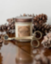 Give a Damn Goods Pumpkin Spice Candles. Candles that give back! https://giveadamngoods.com/collections/gifts-that-give-back-candles