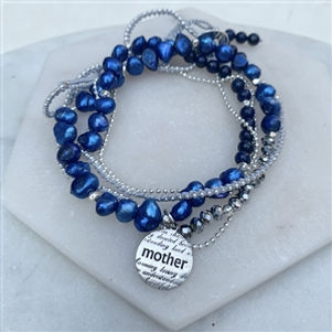Nightlight Design Pearl Mother Bracelet. https://store.nightlightinternational.com/Jewelry_s/215.htm