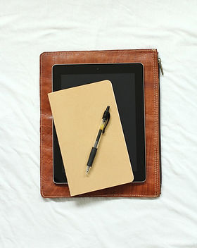 Jubilee Trading Geuine Leather Tablet Sleeve.