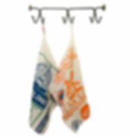 Partners for Just Trade recycled flour sack kitchen towels. Eco-friendly and fair trade. https://www.partnersforjusttrade.org/shop/home-garden-goods/kitchen-laundry/