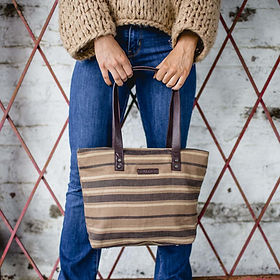 The Village Country Store Elisha Shoulder Tote. Sustainably made. https://www.thevillagecountrystore.com/search?type=product&q=tote*