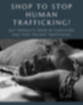 Shop to Stop Human Trafficking