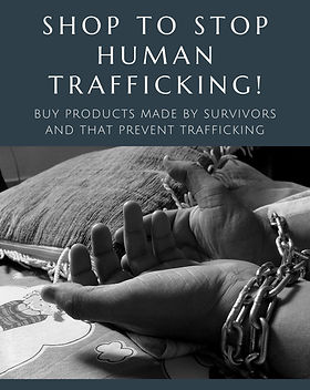 Shop to Stop Human Trafficking