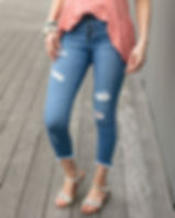 Elegance Restored cropped jeans. https://www.elegancerestored.com/collections/bottoms