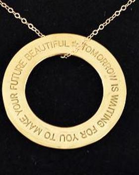 Imagine Goods Reimagine Tomorrow Necklace. https://imaginegoods.com/collections/jewelry-1