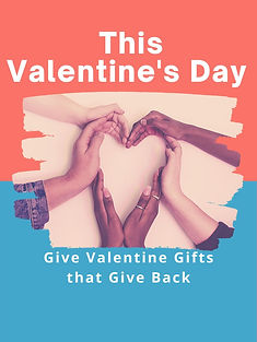 Valentine's Day 2021: This Valentine's Day Give Valentine Gifts that Give Back!