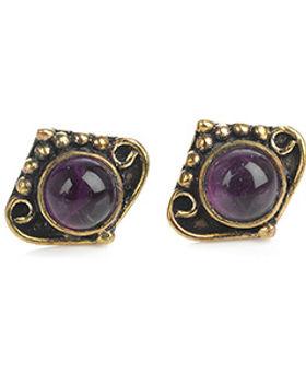 Serrv Indian Amethyst Earrings. Fair Trade. https://www.serrv.org/category/jewelry