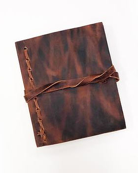 HUGG Mission Market leather journal. Ethically-made. https://huggmissionmarket.org/search?type=product&q=journal