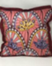 Sparrow Studio bedroom decorative pillow cover. Handmade. http://www.thesparrowstudio.com/pillows/