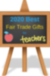 2020 Teacher Gifts that Give Back. Find fair trade, eco-friendly and ethically-made teacher gifts and teaching supplies that are making a difference in the world!