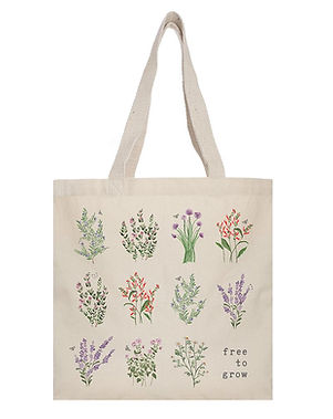 The Tote Project Free to Grow Tote. https://www.thetoteproject.com/