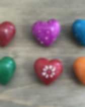Shop With a Mission soapstone hearts. Fair trade. https://shopwithamission.com/search?q=heart
