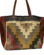 Lazaraus Artisan Goods Ana Rosa tote. Ethically-made. https://lazarusartisangoods.com/collections/womens