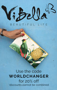 """Vi Bella Jewelry: Creating """"a beautiful life"""" for artisans in Haiti and Mexico"""
