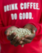 Land of a Thousand Hills Coffee. Drink Coffee. Do Good.