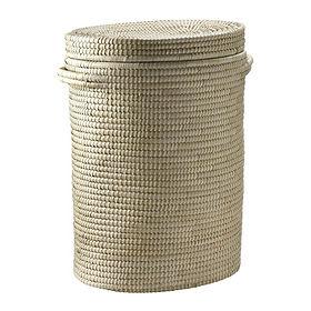 Ten Thousand Villages fair trade hamper and laundry baskets. https://www.tenthousandvillages.com/hampers-laundry-baskets
