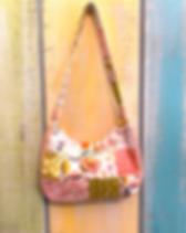 Papillon Girl's Fair Trade Patchwork Mini Purse