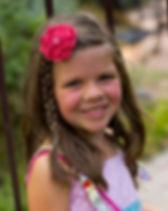 Eternal Threads Crochet Clip for girls. Fair Trade. http://eternalthreads.org/product-category/children/