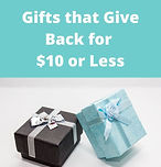 Gifts that Give Back for $10 or Less.jpg