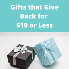 Gifts < $10