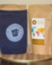 Rethreaded Sumatran single-origin coffee that gives back.