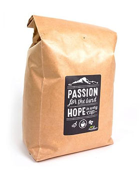 San Lazaro Direct Trade Coffee: Surpasses fair trade levels by more than 50%.