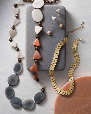 Noonday Collection Mother's Day necklaces. https://juliegodshall.noondaycollection.com/