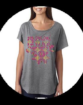 Amani Ya Juu Fair Trade T-shirt. https://amaniafrica.org/collections/clothing/products/sankofa-flower-amani-ya-juu-t-shirt