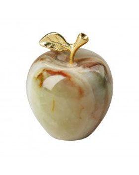 Ten Thousand Villages fair trade teacher gifts decorative apple for the teacher desk. https://www.tenthousandvillages.com/gifts-for-teachers