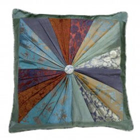 ten thousand villages fair trade decorative pillow. https://www.tenthousandvillages.com/pillows-bedcovers