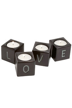 Ten Thousand Villages Love Candleholder Set. Fair Trade. https://www.tenthousandvillages.com/candleholders-candles