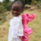 Amani ya Juu elephant backpack. Fair Trade and handmade in Kenya. https://amaniafrica.org/search?q=backpack