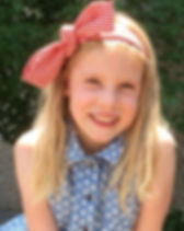 The Sparrow Studio schoolgirl bow. http://www.thesparrowstudio.com/headwraps-scarves/