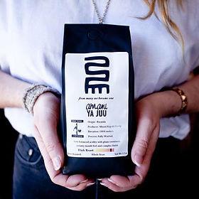 Amani Ya Juu fair trade Rwandan coffee.