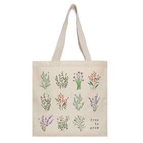 The Tote Project Free to Grow Tote. https://www.thetoteproject.com/collections/tote-bags