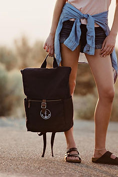 Hope Outfitters Travel Rucksack. Ethically made and gives back 100% to charity. https://www.hopeoutfitters.com/collections/new-arrivals/Bags-&-Totes
