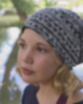 Sak Saum For Freedom Knit Hat.