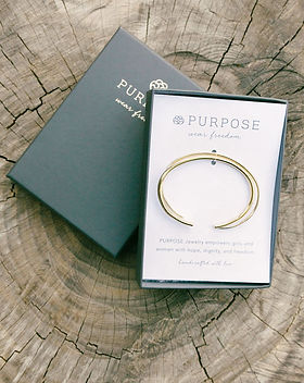 Purpose Jewelry Premier Gold Plated Bracelet Set. https://www.purposejewelry.org/collections/premier-collection