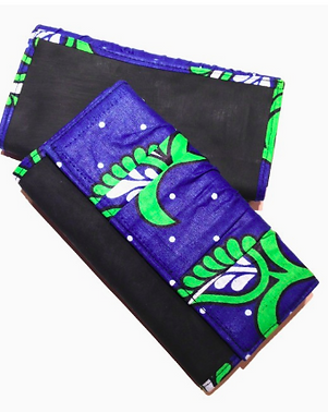 Grain of Rice Project eco-friendly wallet. Made in Africa from recycled inner tubes. https://grain-of-rice.myshopify.com/collections/spring-cleaning-sale/products/recycled-inner-tube-wallet