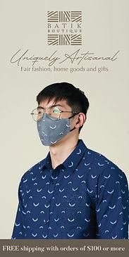 Batik Boutique Fair Fashion for Men